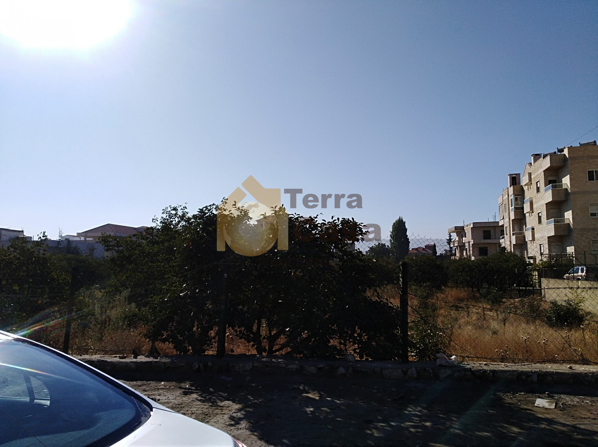 Zahle haouch el omara industrial land for rent .
