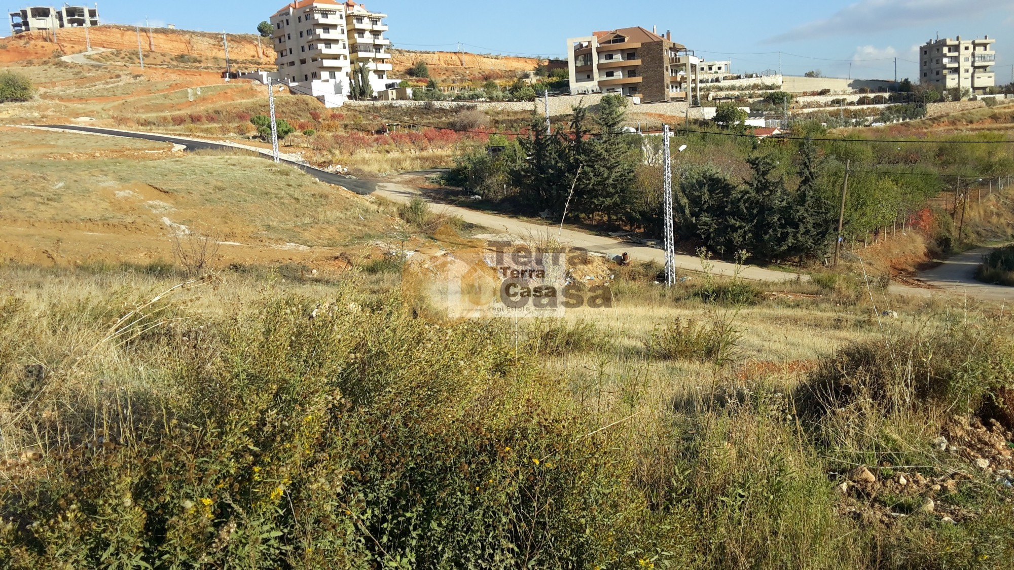land for sale in zahle good location for an affordable price