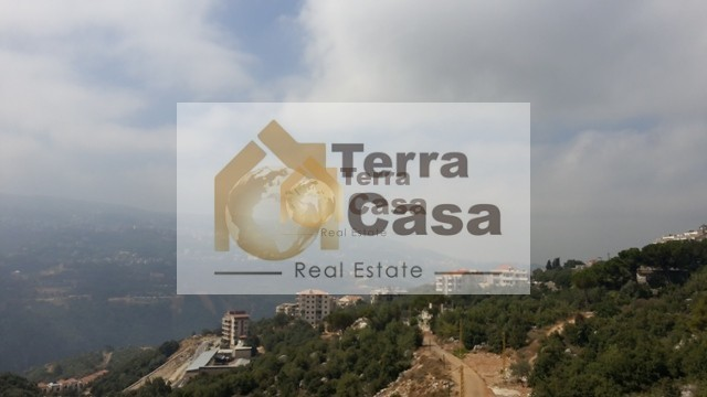 duplex for sale in ajaltoun brand new with panoramic view.