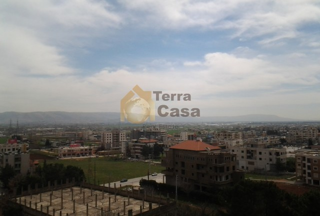 apartment  big terraces and open view