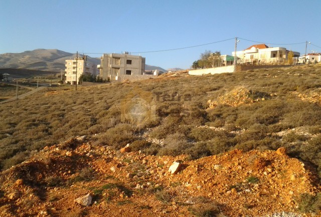 land for sale in zahle ksara with open view
