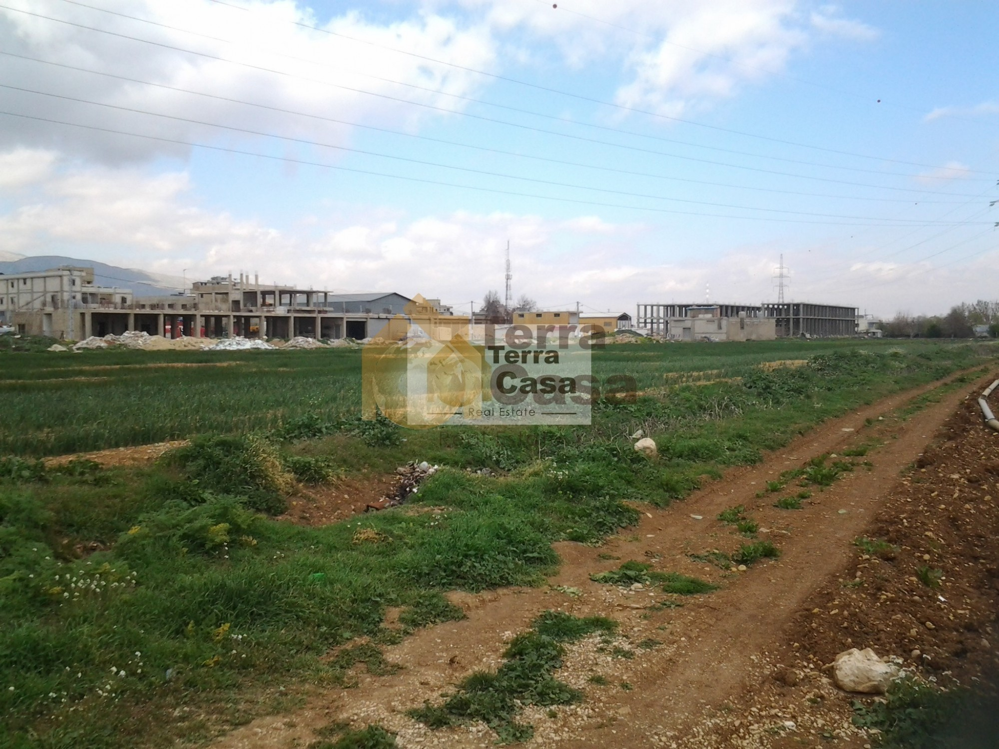 industrial land for sale in a prime location