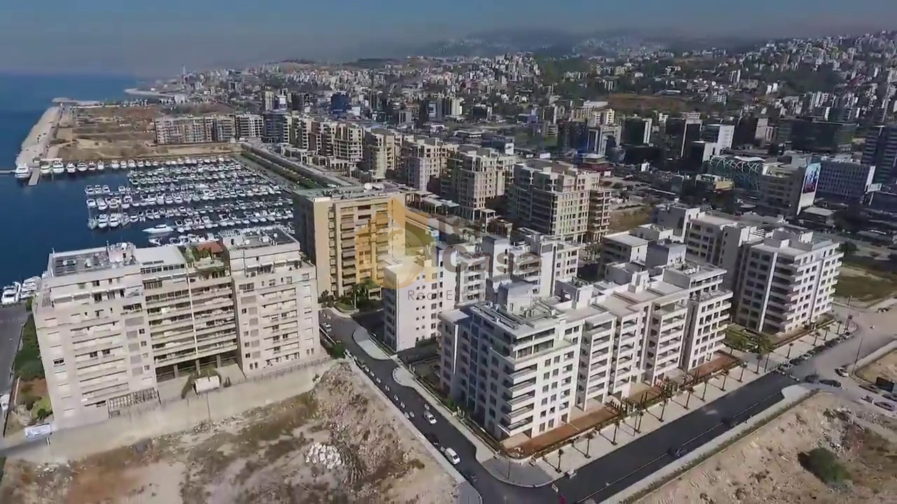 Brand new Apartment dbayeh waterfront full marina view banker cheque.