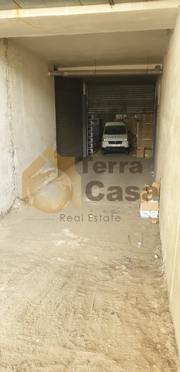 warehouse for sale in jdeideh banker cheque .