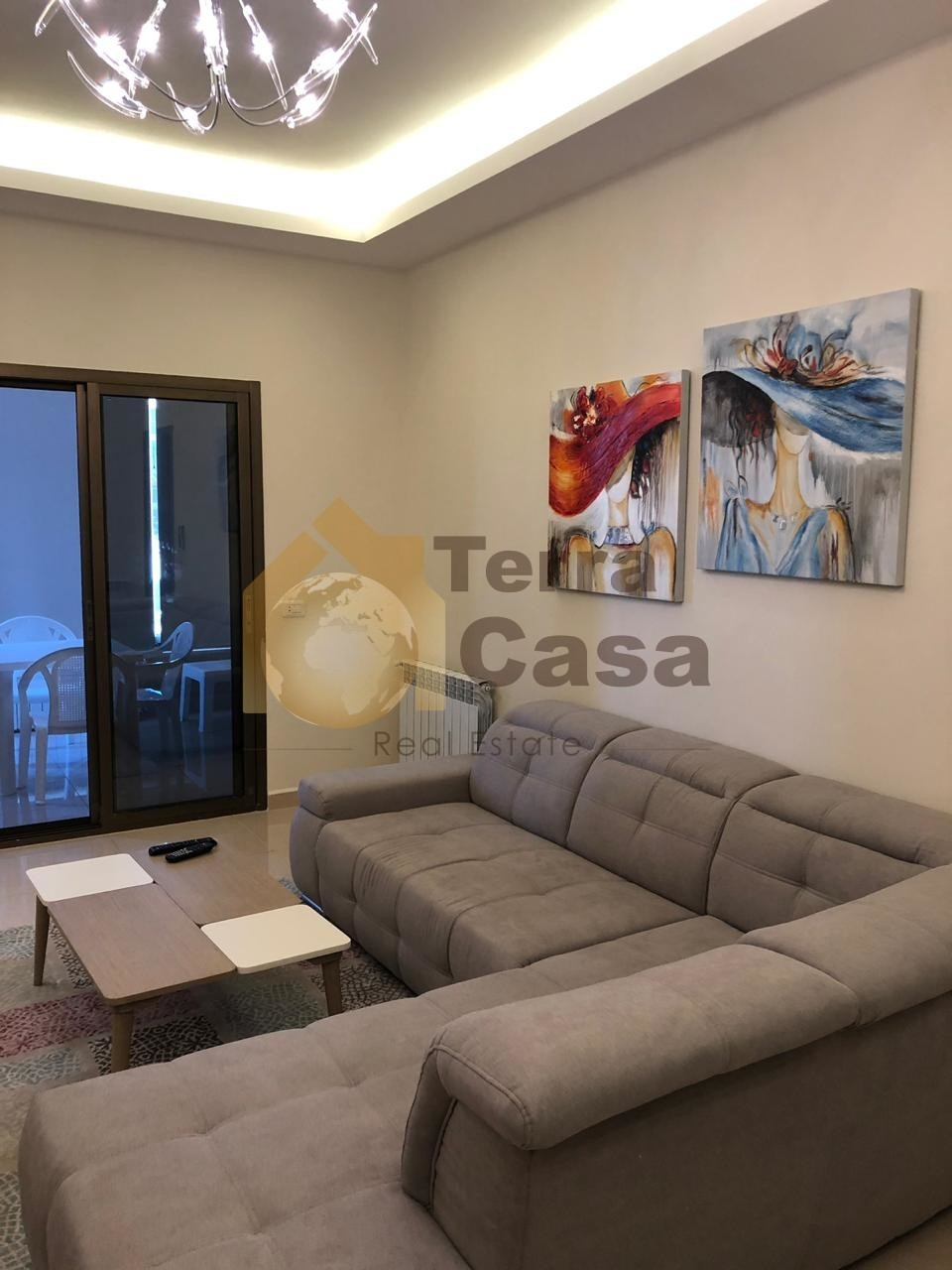 Apartment for rent in zahle fully furnished short term lease.