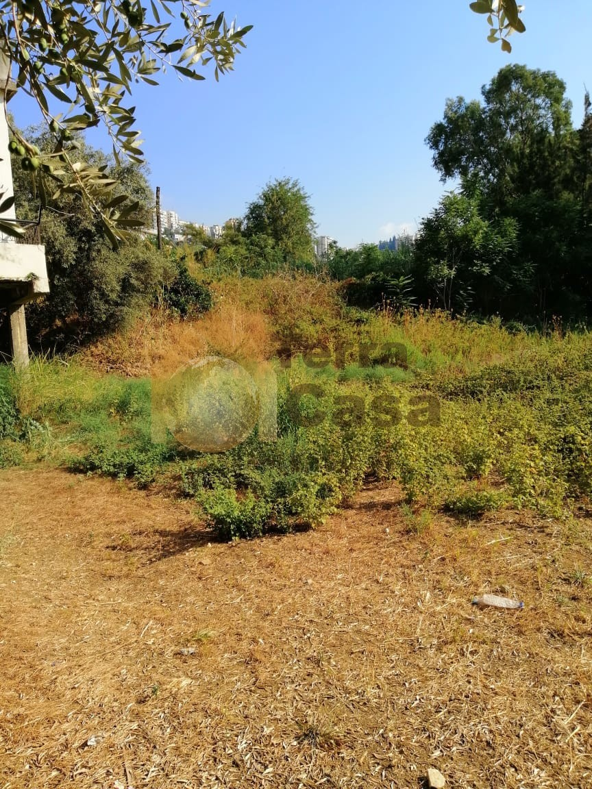 land for sale in antelias zone B2/1 prime location .