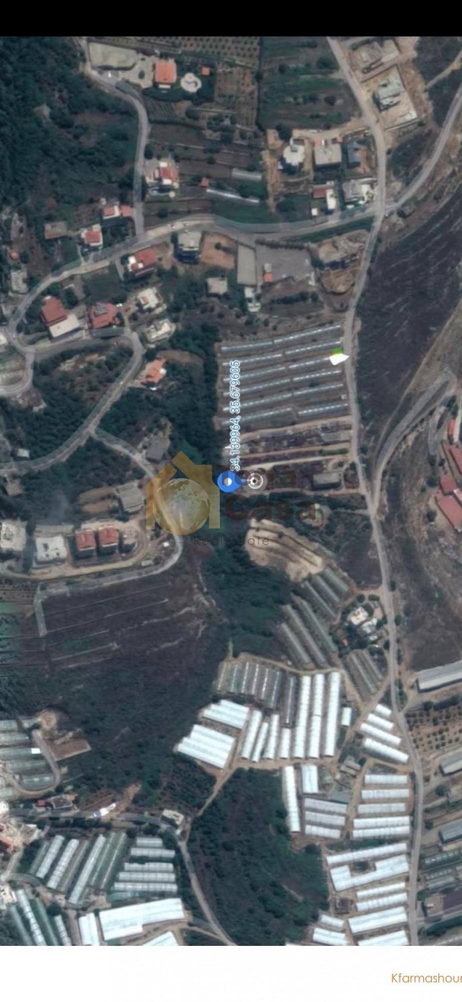 land for sale in edde kfarmashoun banker cheque .