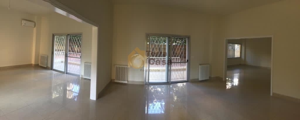 Fully decorated apartment 130 sqm garden banker cheque .