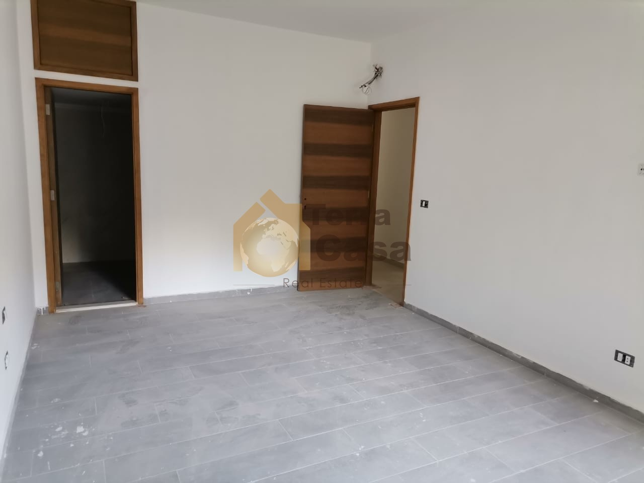 Roumieh brand new apartment 30 % cash.