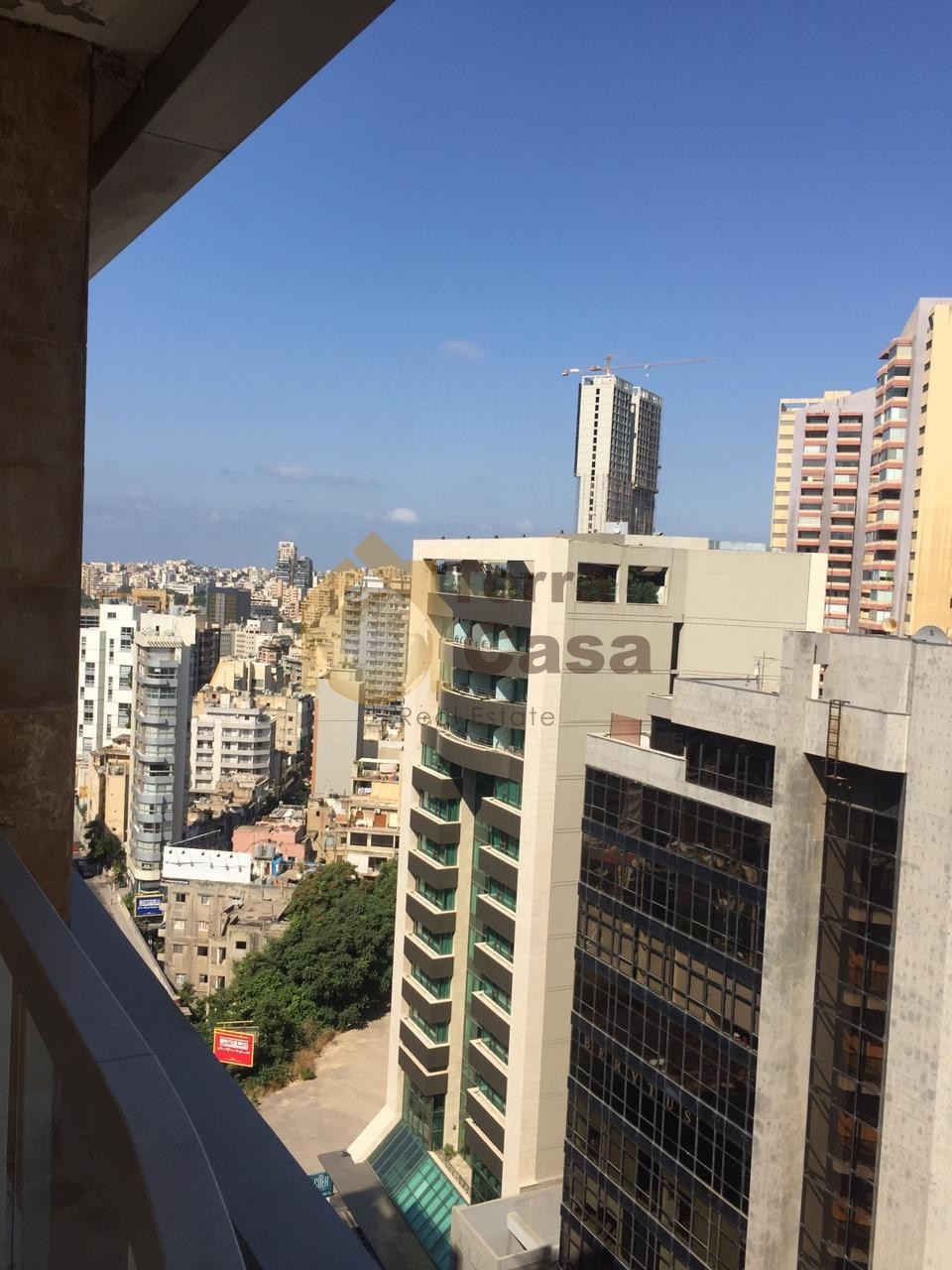Achrafieh prime location banker cheque rate.