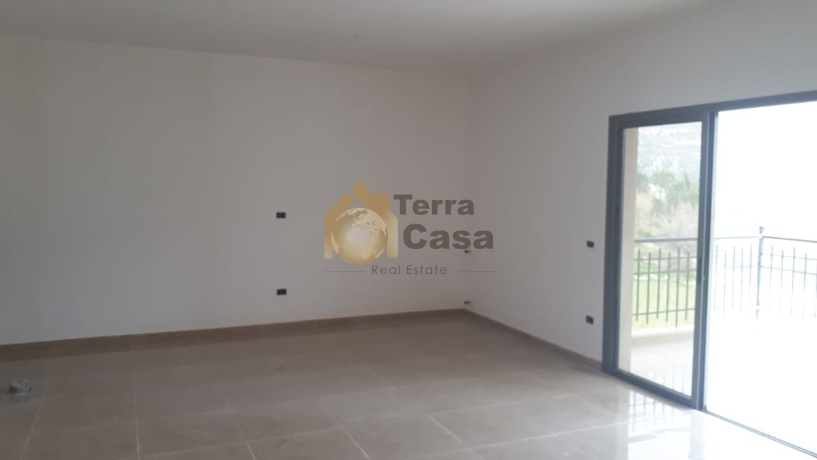 Brand new apartment open view garden 123 sqm .