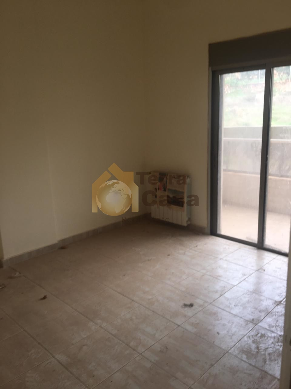 Apartment brand new 100 sqm garden cash payment.
