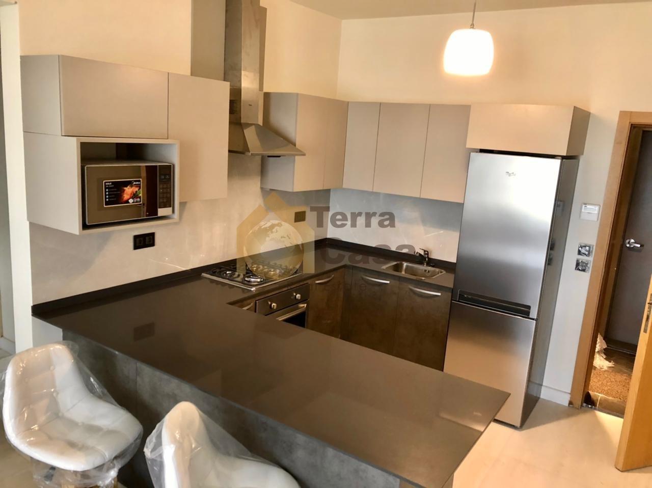 Ashrafieh 88 sqm furnished for rent cash.
