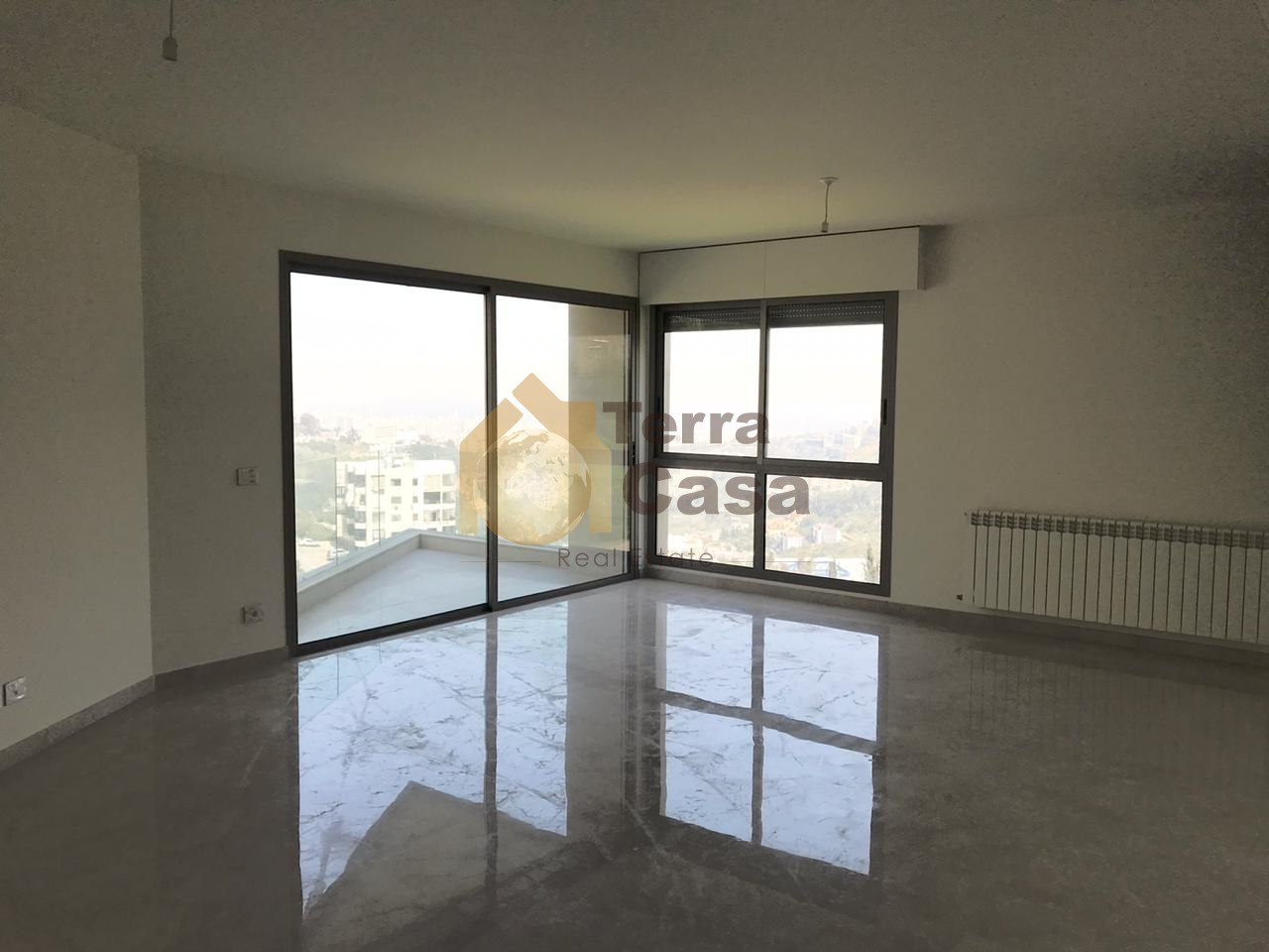 Brand new apartment open view  cash payment.