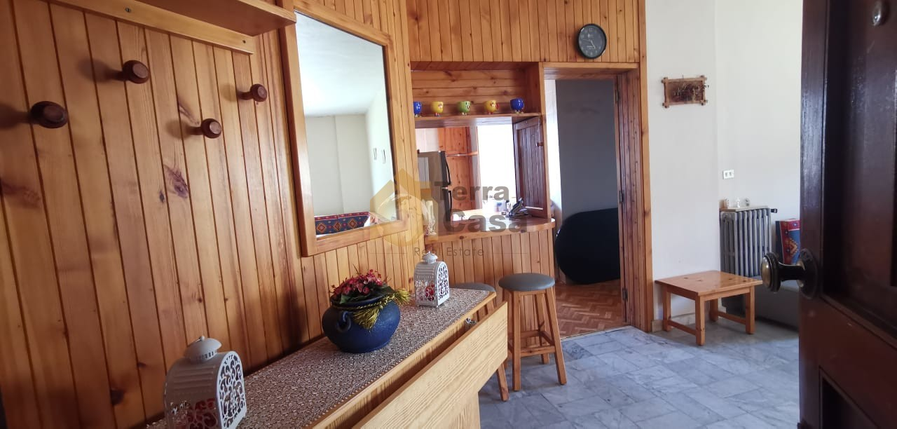 Chalet in Faitroun located in calm area fully decorated & furnished