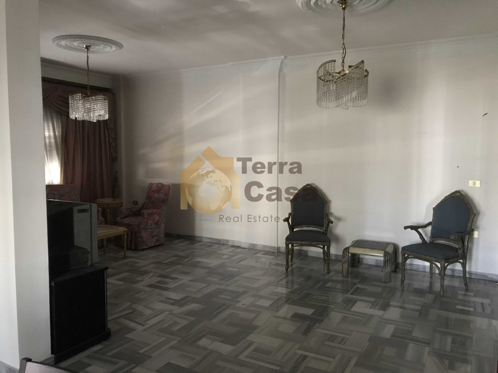 Fully furnished apartment for sale in Mar takla