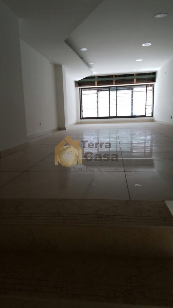 Shop for Rent in  Baouchriyeh  located in active area