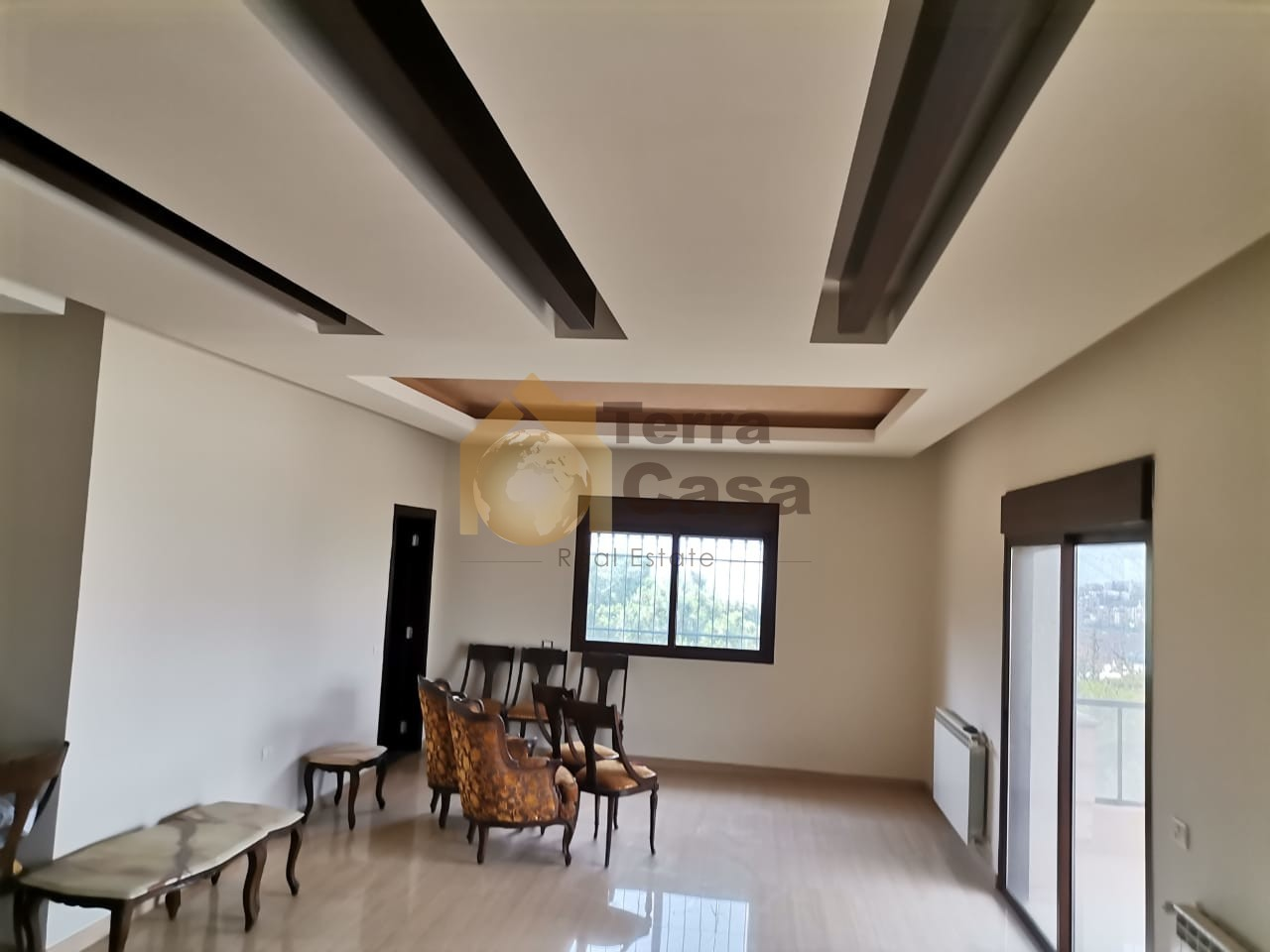 Fanar fully decorated apartment cash payment.