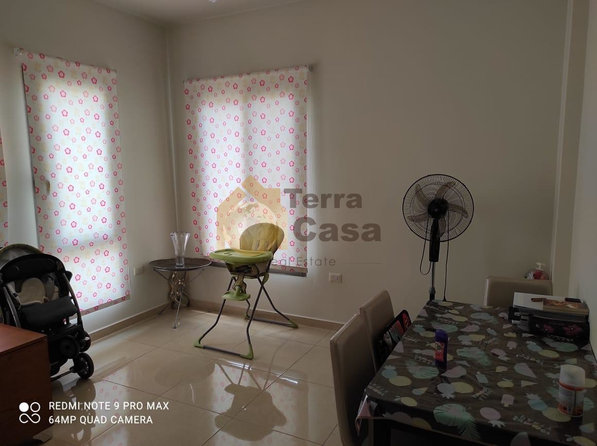 Fully furnished apartment cash payment.