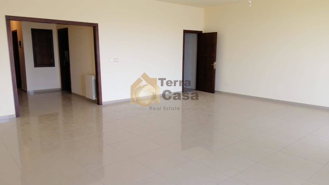 New luxury apartment for sale in klayaat located in calm area, Mountain view