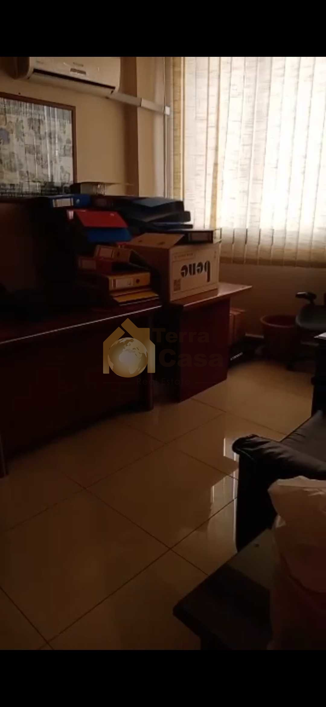 Fully furnished office 4000000 LBP per month.